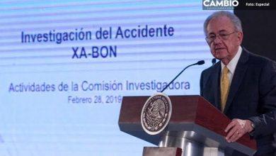 Photo of Jiménez Espriú perfila helicopterazo de los Moreno Valle en falta de mantenimiento