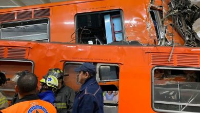 Photo of Error del operador causa de accidente en el Metro