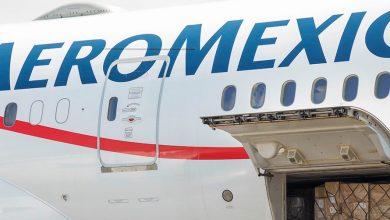 Photo of Aeroméxico usará aviones para transportar carga en época de Coronavirus