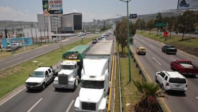 Photo of Aplazan restricción de circulación de camiones en Querétaro a mayo