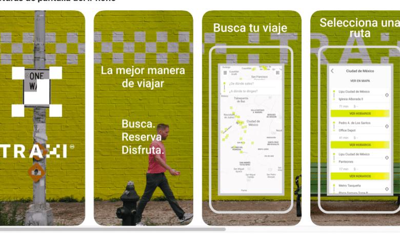 App Traxi