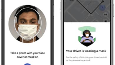 Photo of Así, Uber verificará que el conductor tenga puesto el cubrebocas