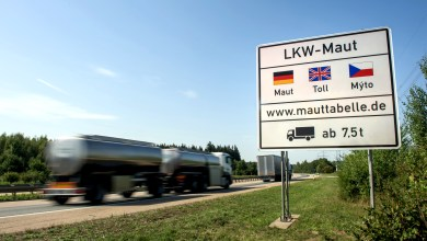 Photo of Alemania eliminará peaje a camiones ecológicos