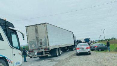 Photo of Transportistas de Tamaulipas hartos de bloqueos carreteros