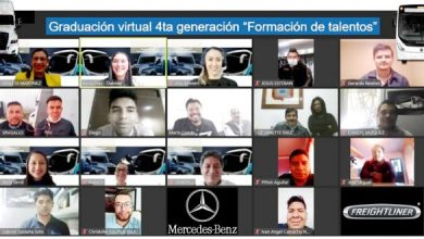 """Photo of Daimler forma """"Talentos"""" en medio de la pandemia de Covid-19"""