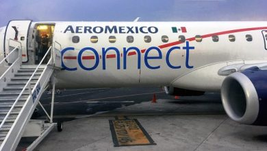 Photo of Aeroméxico devuelve aviones para afrontar crisis financiera
