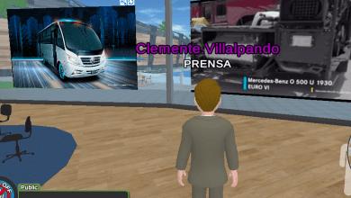 Photo of Mercedes Benz Autobuses realiza Expo virtual