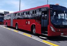 Photo of 76 nuevos autobuses Mercedes Benz para la CDMX