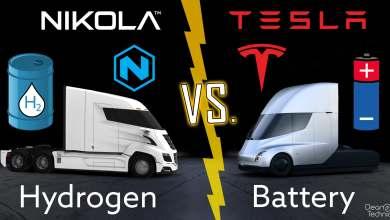 Photo of La guerra de los camiones del futuro será entre Tesla y Nikola, este último crece