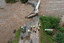 Photo of Trabajan en recuperar carreteras tras tormentas