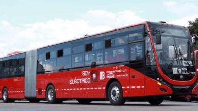 Photo of Metrobús tiene su primer autobús eléctrico