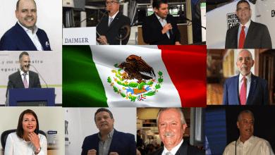 Photo of Ellos y ellas son los mexicanos más influyentes del autotransporte de carga ¡Viva México!
