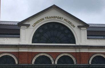 The London Transport Museum – a brief introduction to my favourite museum in London!