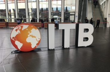 ITB Berlin – Travelling Round The World in 4 Hours