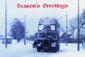 Our first Christmas Greetings Card