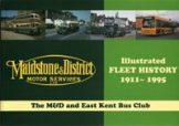 F2 Maidstone & District Fleet book 1911-1955