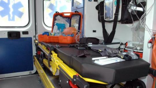 Le matériel obligatoire dans une ambulance