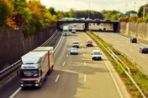 transport routier de marchandises en France