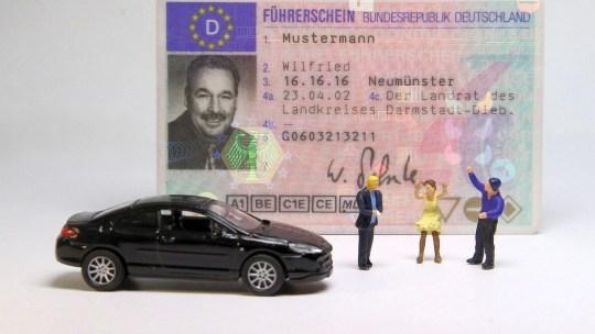 Quelles démarches pour une demande de permis de conduire pour mineur?