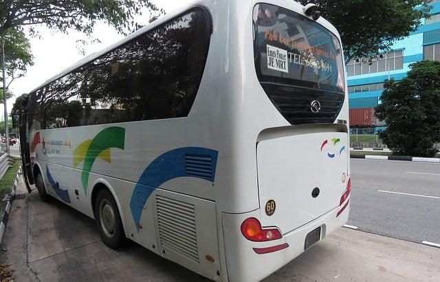 Auto bus