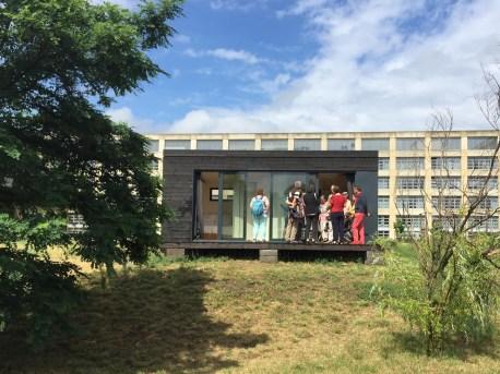 Transstruktura Futteralhaus TdA 02