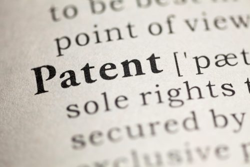 Fake Dictionary, Dictionary definition of the word Patent.