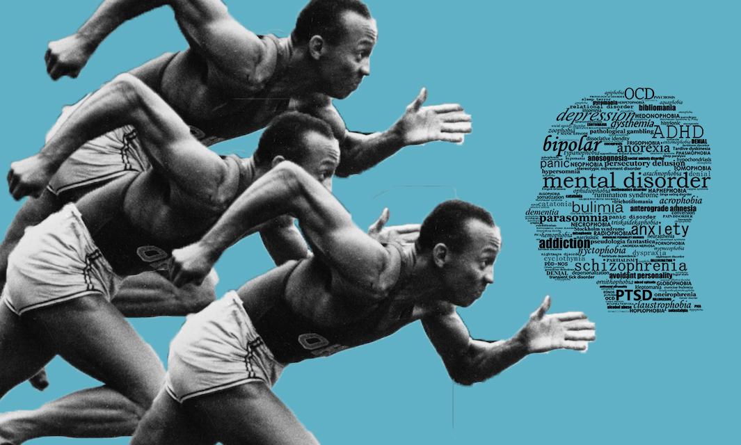 Didysis sportas ir psichikos sveikata