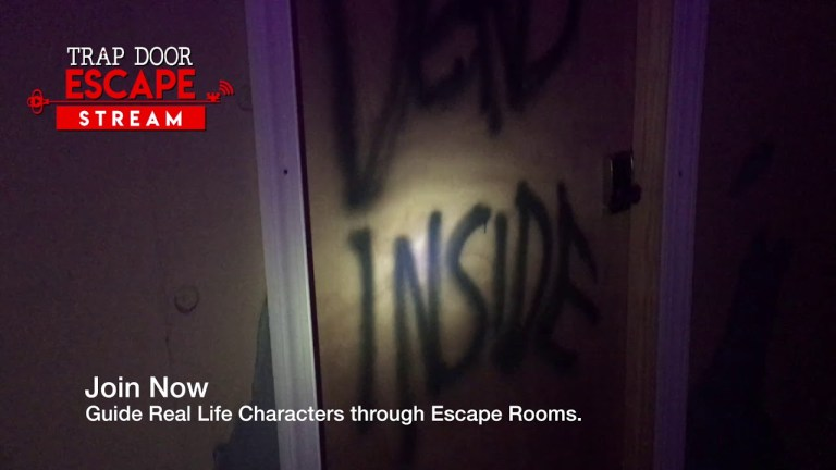 Escape Room Stream