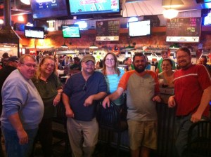 Trappers Trivia Winners