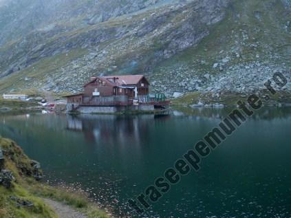 Cabana-Balea-Lac