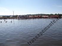 Baile Sarate Turda_strandul Lacul Roman_1