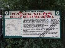 Rezervatia Naturala Cheile Neirei Beusnita