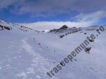 Platoul Bucegi_iarna