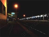 Gara Busteni_noaptea