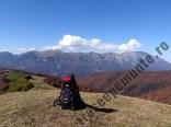 Piscul Cainelui_rucsac_MUntii Bucegi