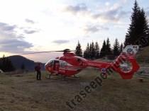 Salvamont_Elicopter SMURD_Cabana Suru