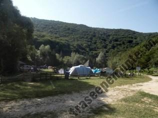 Campingul din Valea Bei