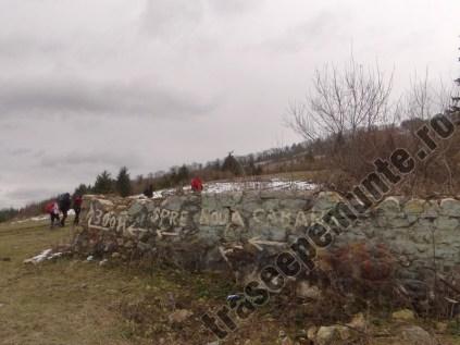 Ruinele Vechii Cabane Bunloc