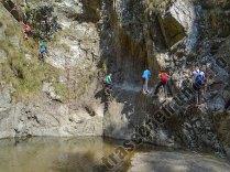 Canionul Valea lui Stan_scari_2