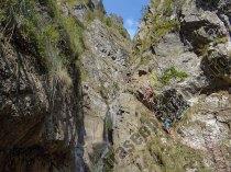 Canionul Valea lui Stan_scari_3