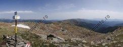 Varful Rosu - panorama