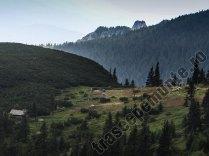 Cabana Dochia - Muntii Ceahlau - camping