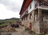 Cabana Dochia - Muntii Ceahlau - terasa