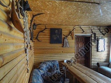 Cabana Giumalau - interior