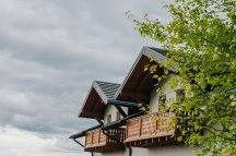 Cabana Fantanele balcon