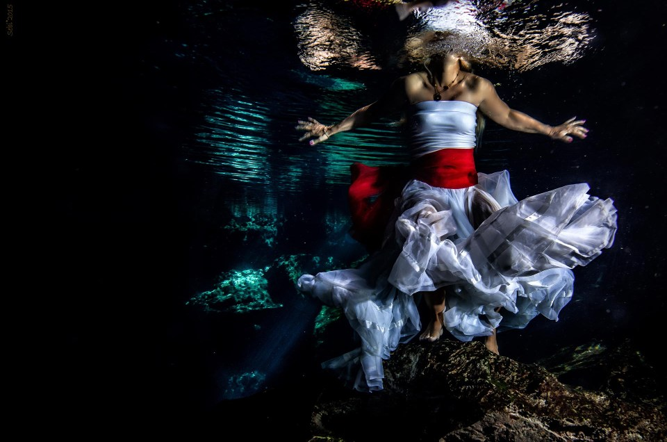 Underwater Photography - Anna