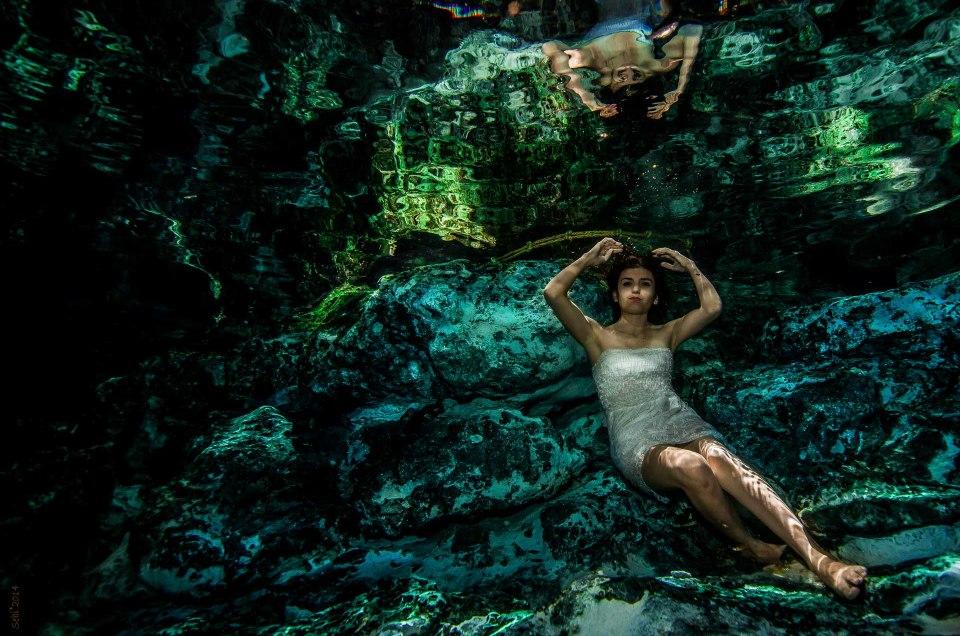 Modelling Underwater - Victoria