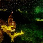 Underwater nude - Sebi Messina Photography