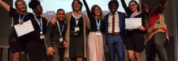 Winnaar European Young Entrepreneur van 2017!