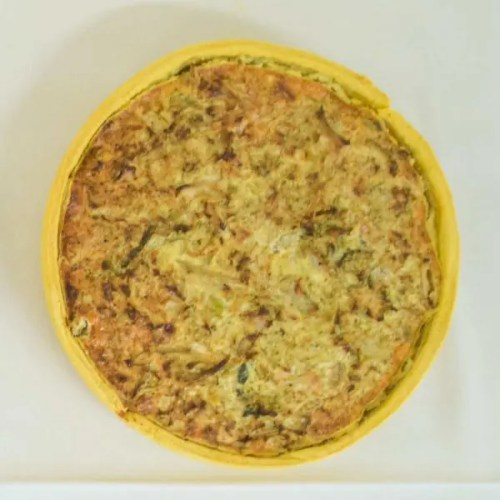 Quiche - Curry 2